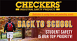 Checkers® Helps Improve Student and Campus Safety