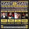 Grammy Winning Multi Platinum Producers Offer Tips on Navigating Today's Music Industry at 2014 Coast 2 Coast Convention