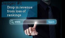 internet marketing, website redesign dangers