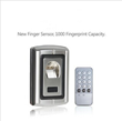Cheap AC-7610 Metal Shell Fingerprint Access Controls Unveiled by...