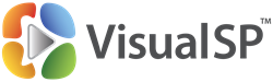 VisualSP(R) Graphical Logo
