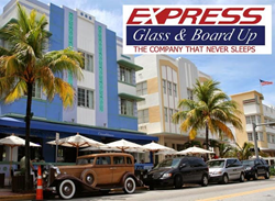 Miami Glass Repair Hours for Memorial Day Announced by Express Glass Repair