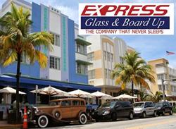 Miami Hurricane Relief Glass Repair, Miami Glass Repair Service
