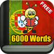 Learning Portuguese Made Easier with 'Learn Portuguese 6000 Words'...