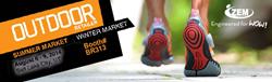 Outdoor Retailer Trade Show, Miami Vibe Lifestyle Footwear, Adventure and Hiking Footwear, Watersport Footwear