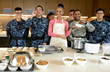 "Carla Hall of ABC's ""The Chew"" Serves Up Comfort at USO Warrior and..."