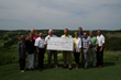 Admiral Nimitz Foundation Donates $14,000 to Combat Marine Outdoors,  Inc.