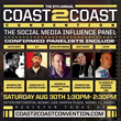 Heads of the Largest Websites in Hip Hop Discuss Social Media at the 2014 Coast 2 Coast Convention