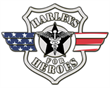 Harleys for Heroes logo