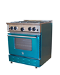 BlueStar® Introduces Bold Vibrancy to Kitchen Cooking Equipment...