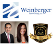 Weinberger Law Group Sees Two Associates Named 'Top 10  Family Law...