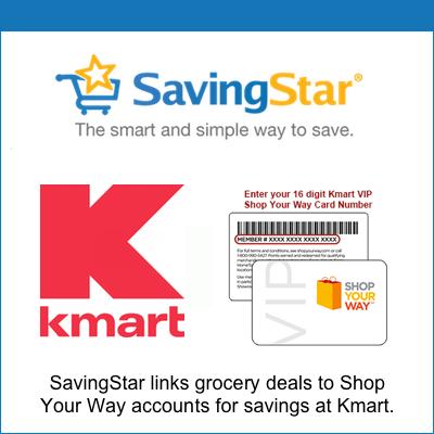 Kmart members only deals