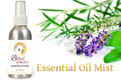 Bird of the Soul Essential Oil Mist for Body and Room