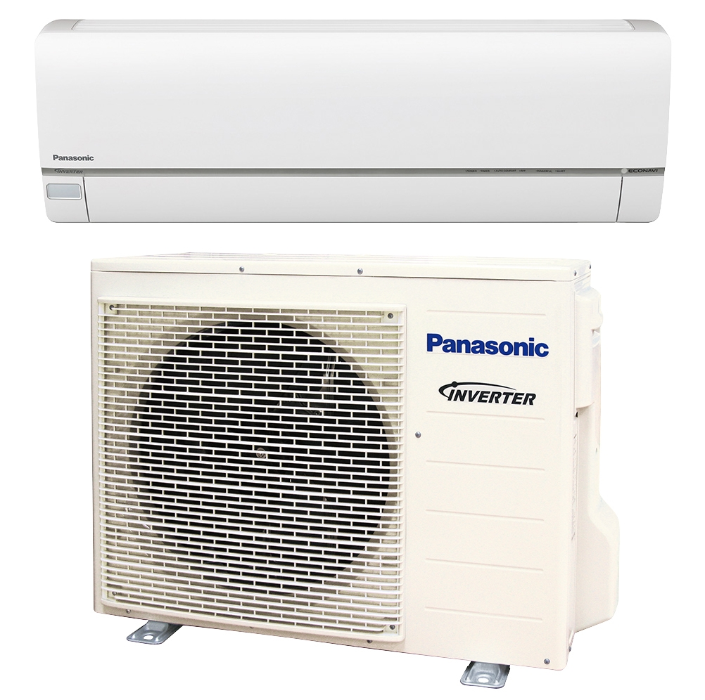 total home supply adds new line of panasonic ductless mini split air conditioners. Black Bedroom Furniture Sets. Home Design Ideas