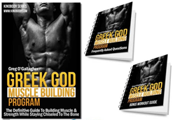 greek god muscle building program pdf