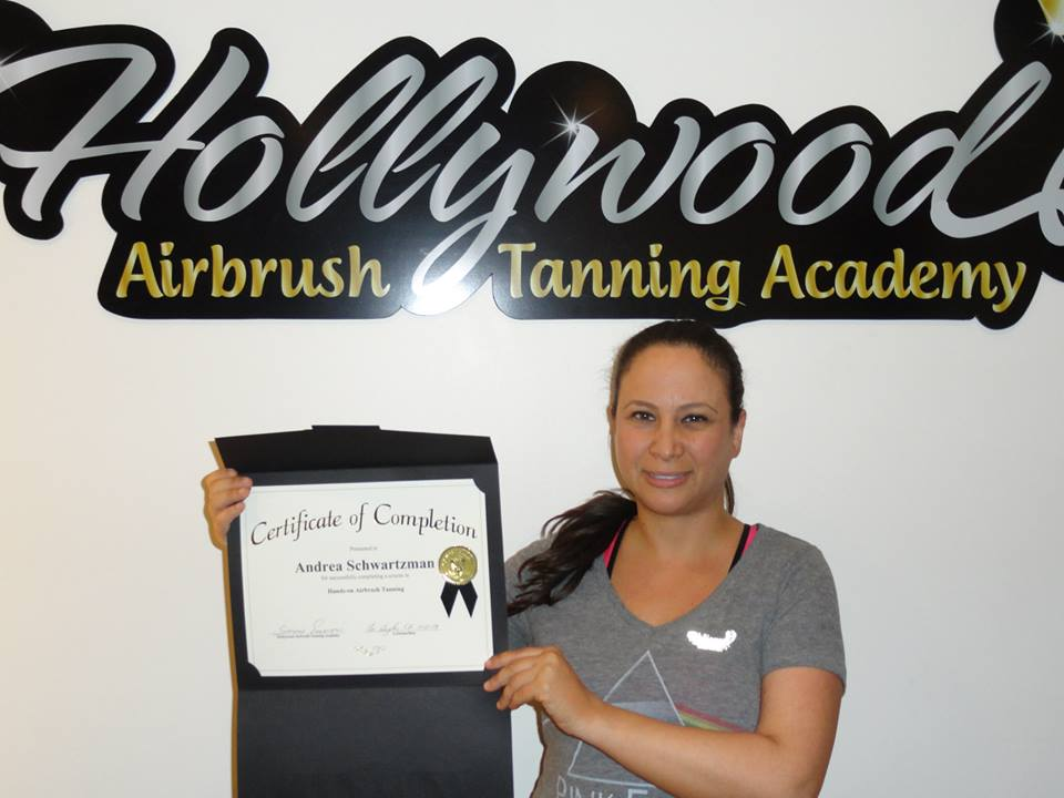 Hollywood airbrush tanning academy helps new york for 24 hour tanning salon nyc