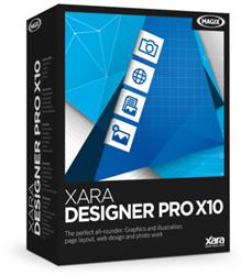 Xara Designer Pro X10