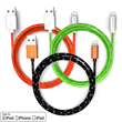Pawtec Premium Lightning to USB Charge and Sync Cable Apple MFi Certified