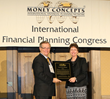 Money Concepts Recognizes 2013 Legend Award Winner Rebecca C. Muller, CFP®, CFS® During 35th Anniversary Celebration