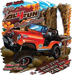 4 Wheel Parts All4Fun Jeep parts mud flaps