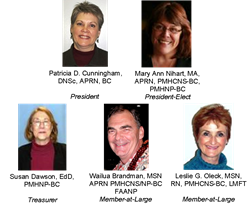 Newly-Elected Members of APNA Board of Directors