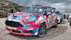 Team O'Neil and Ford Racing driving Andrew Comrie-Picard have captured the 2014 Rally America 2wd National Championship.