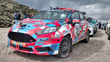 "Andrew ""ACP"" Comrie-Picard and Ford Racing Team O'Neil Fiesta clinch..."