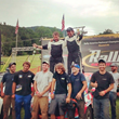 ACP and Team O'Neil Rally school celebrate the Rally America 2WD Championship