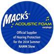 McKeon Products, Inc., Makers of Mack's® Ear Plugs, the...