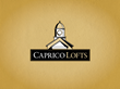 Logo design by Elevate Creative for Caprico Lofts