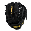 Vinci Baseball Glove model JSJS Black : 12 inch Net-T Web