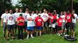 Team photograph at the 2014 Adventure Team Challenge Washington DC.