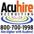Acuhire's New Contract Staffing Services Provide More Options for Companies, Clients