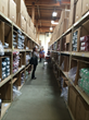 Yarn Store Owners in Cascade Yarns Warehouse