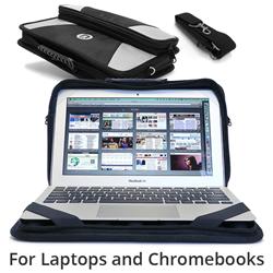 Rugged MacBook, Laptop and Chromebook Case