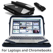 Always-In Chromebook Case with Tough Protection for Students Announced by Sunrise Hitek