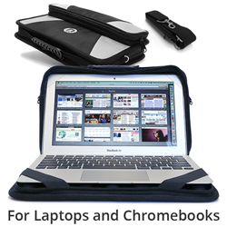 Rugged MacBook, Laptop and Chromebook Case