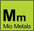 Mio Metals logo