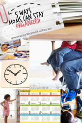 ways for Moms to be organized
