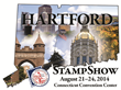 America's Stamp Club and the Nation's Largest Annual Postage Stamp Show Are Heading to Hartford, Connecticut in August