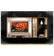 Contempo Space TV Furniture Can Reduce Eye Strain Using Bias Lighting