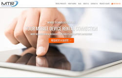 Mobile Technology Rentals Launches New Website