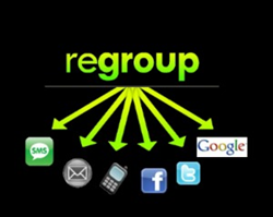 Regroup's platform allows organizations of any size to reach their members wherever they are, with any device. It is the easiest to use mass communication solution boasting one-click messaging, easy database integration and rapid delivery.