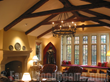 Faux wood beams in custom widths, lengths and heights create thousands of size possibilities