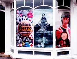 Atom Retro's New Malton Based Store