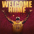 Fan Mosaics, LeBron Fans Partner to Create a Welcome Fit for a King
