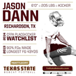 Jason Dann - 2014 CFPA Watch List