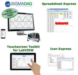 SigmaDAQ has been selected as a Finalist for the Tools Network DAQ Product of the Year