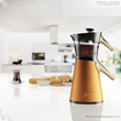 Hakan Gursu Wins Platinum A' Design Award with Steam Tea Maker...