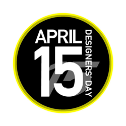 The Previous version of the Designers' Day Logo